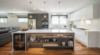 kitchens with island benches 2 stupendous images for