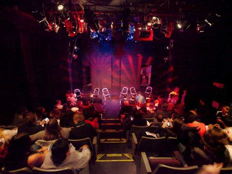 the basement theatre atlanta entertainment venues