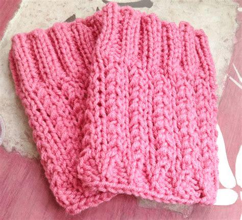 knit boot cuff pattern taveren farm boot cuff boot knitting pattern
