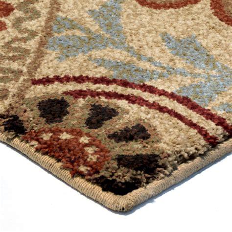 large plush area rugs orian rugs plush paisley crestview beige area large rug 3613 8x11 orian rugs