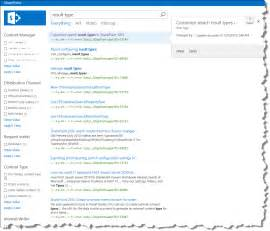 Search In The How To Change The Way Search Results Are Displayed In Sharepoint Server 2013