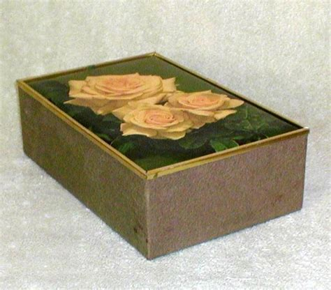 1970 s amaretto di saronno floral gift box collectors