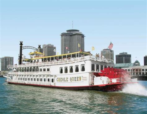 3 day mississippi river boat cruise new orleans the paddlewheeler creole queen with the new orleans