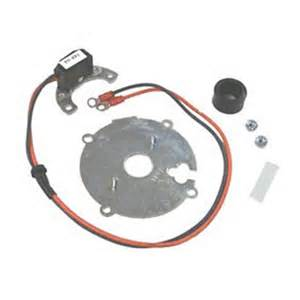 ignitor 174 electronic conversion kit for 4 cylinder mercruiser 174 and omc 174 gm 174 engines 165586