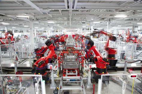 Tesla Motors In Fremont Tesla Motors Fremont California Factory Photo 8543647
