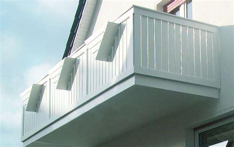 balkongeländer aluminium selbstbau mallorca