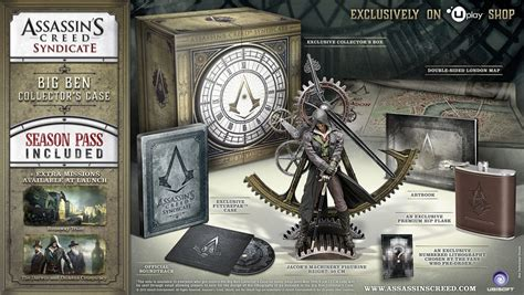 Ac 3 4 Pk assassin s creed syndicate has lots of special editions