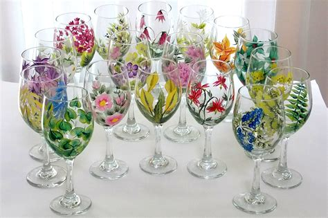 Best Deal On Kitchen Cabinets ideas for hand painted wine glasses paint