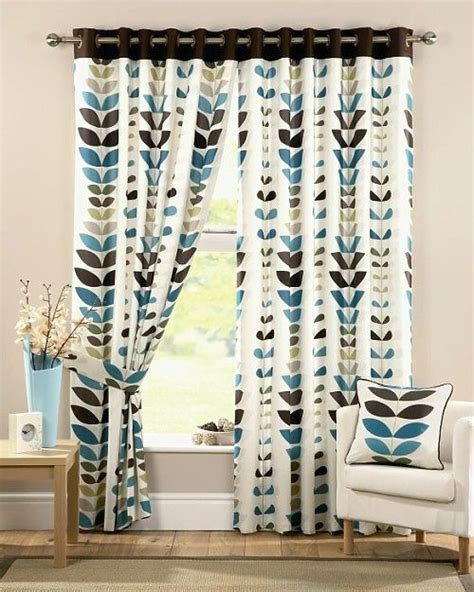 modern pattern curtains modern furniture 2013 contemporary bedroom curtains