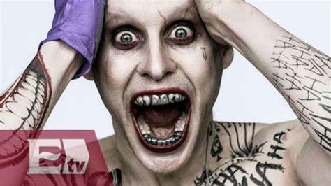 imagenes joker pelicula este es el nuevo joker para la pel 237 cula suicide squad