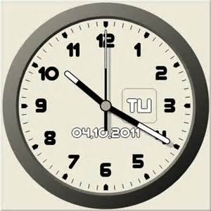desktop clock 7 free and software reviews