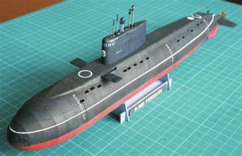 Papercraft Submarine - papercraftsquare new paper craft kilo class b 808