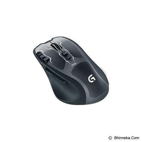Mouse Gaming Logitech Murah jual logitech g700s rechargeable gaming mouse 910003580