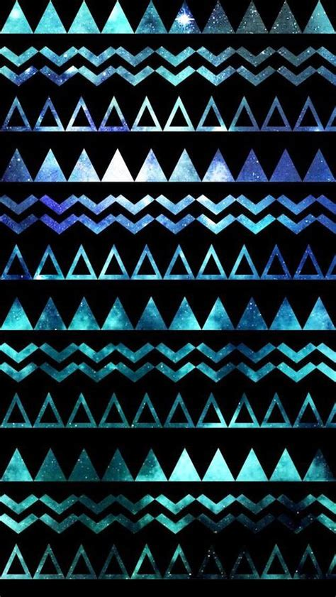 galaxy tribal pattern background tumblr lovedandsign fantastic galaxy aztec iphone wallpapers