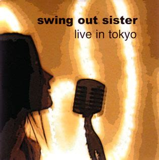 swing out sister live at the jazz cafe swingoutsister com albums gt live in tokyo