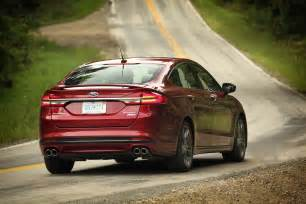 2017 ford fusion v 6 sport drive motor trend