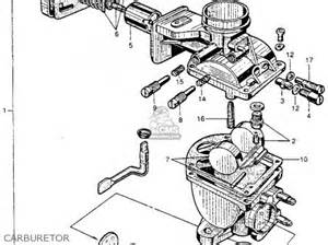 Honda Ct90 Carburetor Diagram 16013116700 Float Ct200 Trail 1964 Usa 16122201004