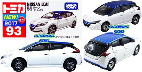 tomica nissan leaf tomica carro nissan leaf escala 1 63 metalico tomy takara
