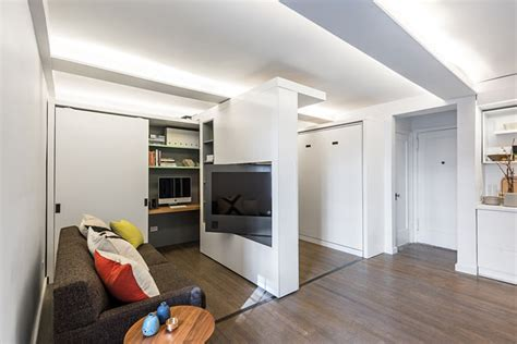 390 square feet see a 390 square foot studio morph into 5 different rooms