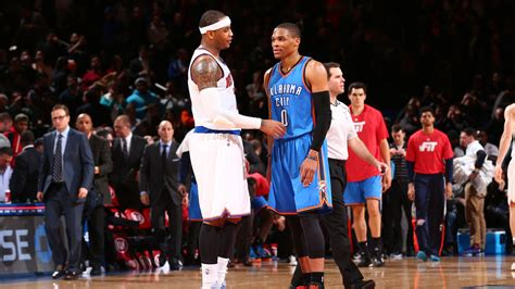 Oklahoma Sweepstakes - thunder may have entered carmelo anthony sweepstakes