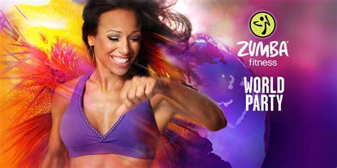 zumba fitness world party wii  jeux nintendo