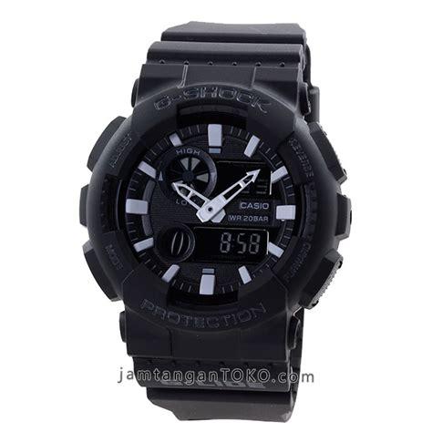 Casio Kw 04 Jam Tangan 1 harga sarap jam tangan g shock g lide gax 100b 1a black
