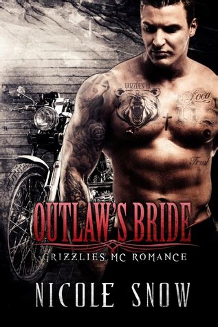 outlaw the bad luck brides trilogy book 3 the bad luck wedding series volume 8 books outlaw s grizzlies mc 3 by snow reviews