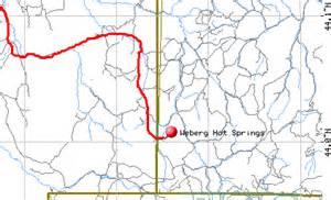 warm springs oregon map 4178600 brown hairs