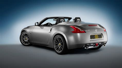 nissan coupe convertible nissan 370z roadster tuned by cobra technology and lifestyle
