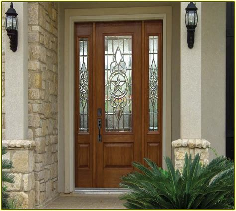 awesome front doors fiberglass front doors 8 foot wooden front door
