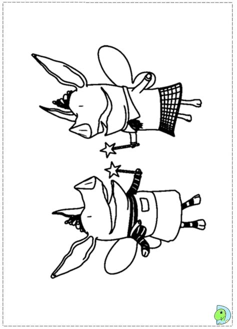 coloring pages olivia the pig olivia name colouring pages