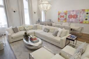 how to decorate a brand new home go inside bethenny s brand new apartment the real