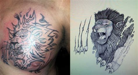 bad lion tattoo top 10 reasons you shouldn t get your hopes up