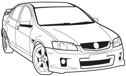 coloring pictures of holden cars parts for your car holden choose model supercheap auto