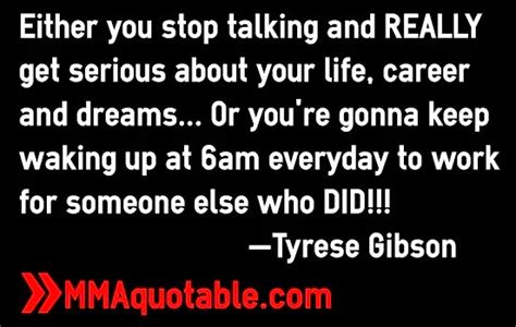 Quote Of The Day From Tyrese by Tyrese Gibson Quotes Quotesgram