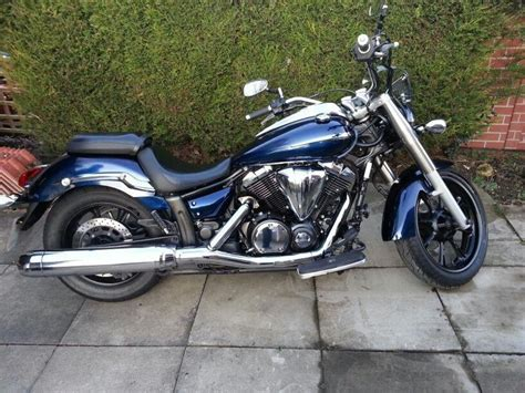Yamaha Motorrad Cruiser by Motorrad Occasion Kaufen Yamaha Xvs 950 A Midnight Star