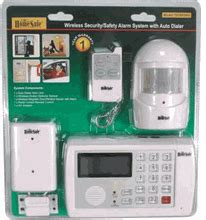 home safe security alarm system defensedevices