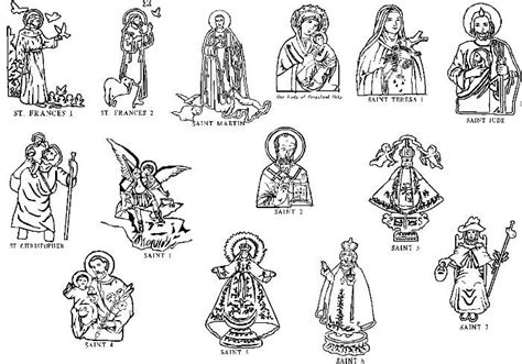 free coloring pages of all souls day