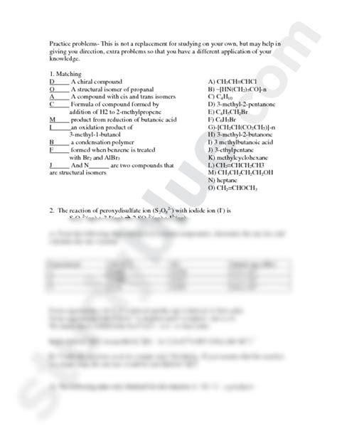 the mole section 11 1 measuring matter answers uncategorized chemistry review worksheet klimttreeoflife