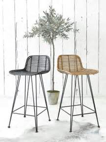 gorgeous rattan bar stools 25 best ideas about rattan bar