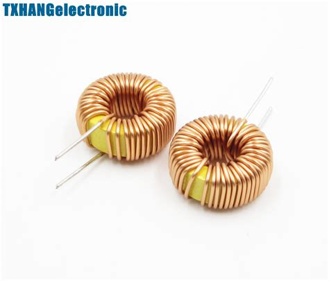 inductor diy 100uh inductor diy 28 images 5pcs toroid inductors wire wind wound mah 100uh 6a coil diy