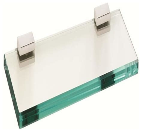18 Inch Glass Shelf by Alno 18 Inch Glass Shelf Chrome Bathroom Cabinets And