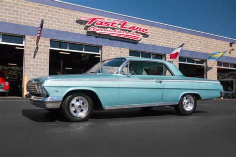 chevrolet mile of cars 1962 chevrolet impala 2 door hardtop 92k original mile 3