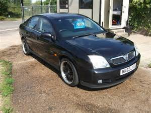 Vauxhall Vectra 2002 2002 52 Vauxhall Vectra Elite V6 For Sale On Car And