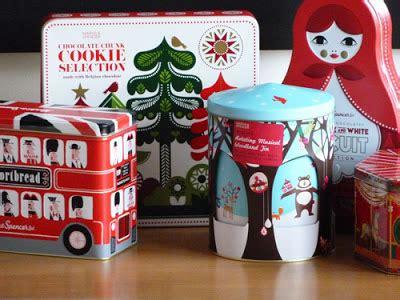 gumo gazette marks spencer christmas biscuit tins