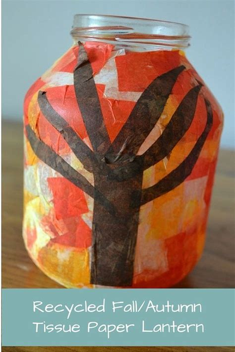 Tissue Paper Lantern Craft - tissue paper paper lanterns and paper on