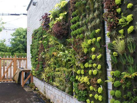 an overview of vertical garden yonohomedesign