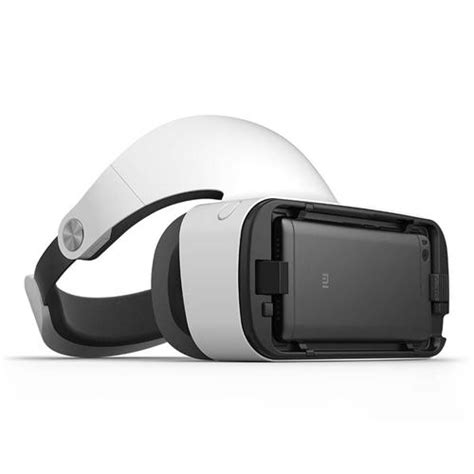 Headset Xiaomi Note 4 xiaomi mi vr headset with 9 axis inertial motion controller type c