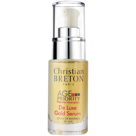 Kiloan Serum Gold Cc christian breton de luxe gold serum for 30ml free shipping lookfantastic