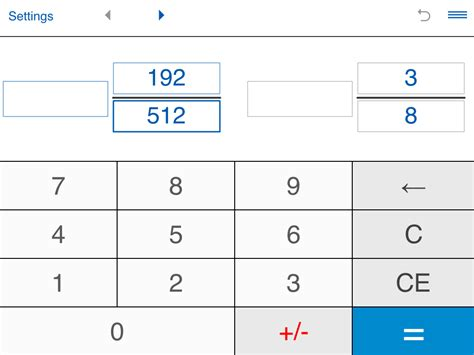 calculator of fractions simplify fractions calculator android apps on google play